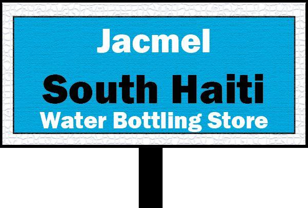 Jacmel Haiti Water Bottling Store