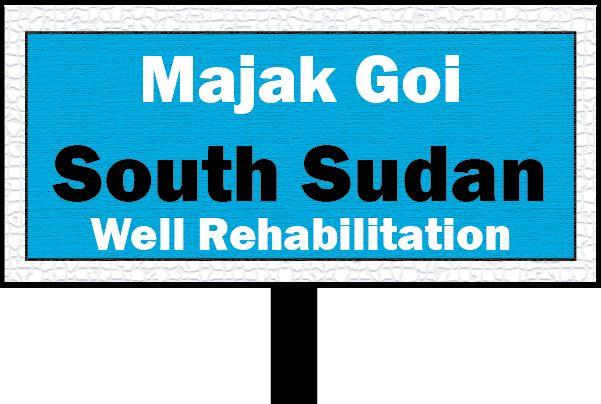 Majak Goi, South Sudan