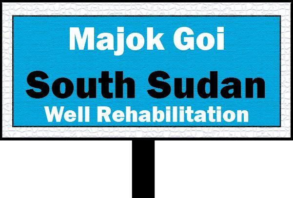Majok Goi Village, South Sudan