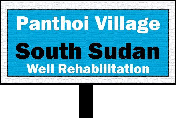 Panthoi Village, South Sudan
