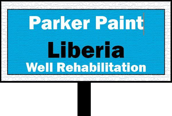 Parker Paint Village Liberia