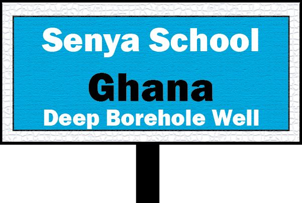 Senya Secondary High School (Borehole Well)