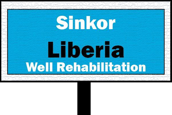 Sinkor Community, Liberia