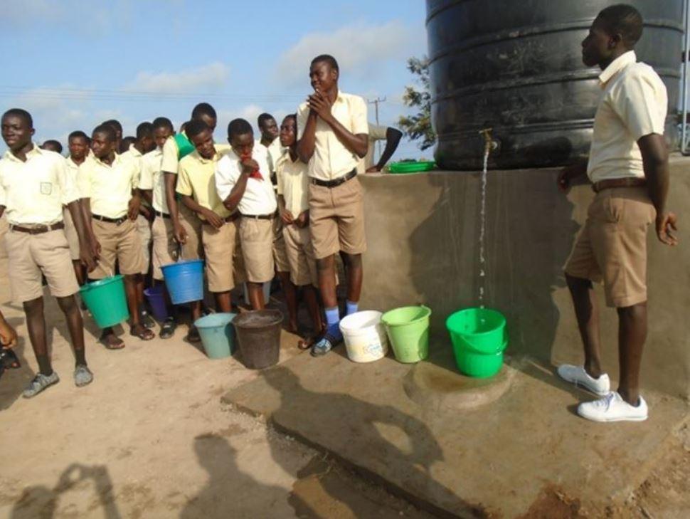 Senya School Water Well Project
